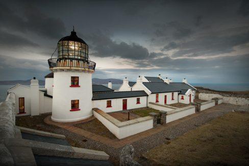 Clare Island Light House Holiday Accommodation County Mayo