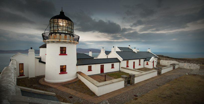 M011 Clare Island Lighthouse