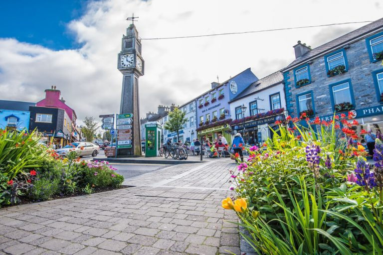 Holiday house in the centre of Westport