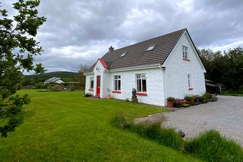 Rossport Cottage Holiday home near Westport town Mayo Coastal Cottages